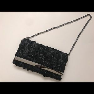 Simply Vera Wang Night Clutch/Crossbody Party Bag